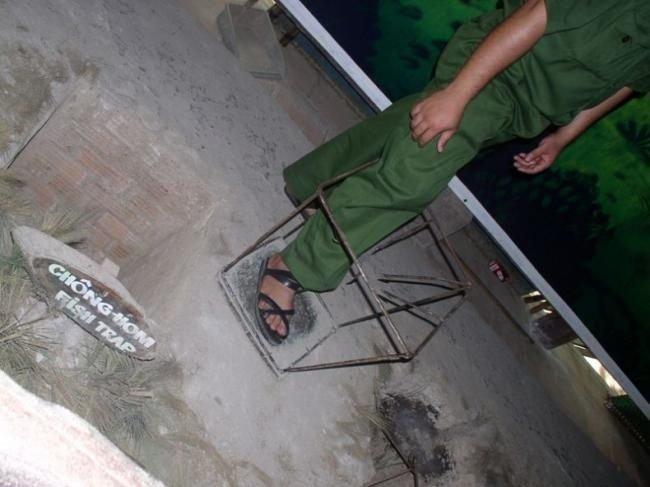 ловушки во вьетнаме