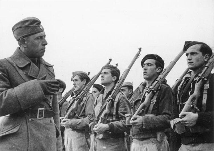 причины гражданской войны в испании
