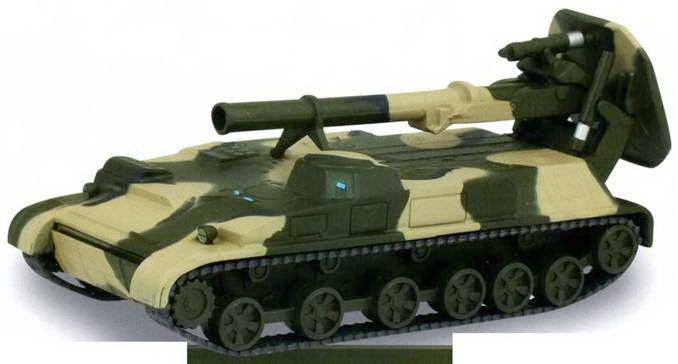 тюльпан артиллерия