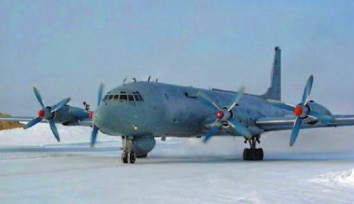 противолодочный самолет ил 38