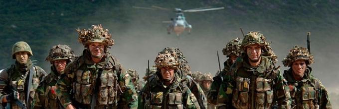 самая большая армия в мире по численности