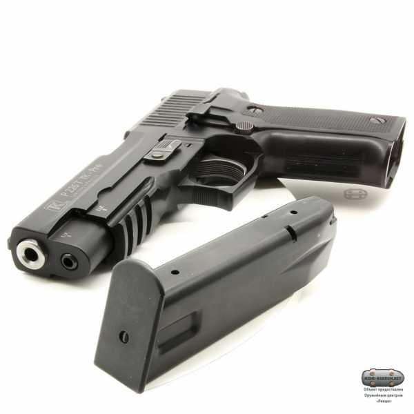 травматический пистолет зиг зауэр р226т цена