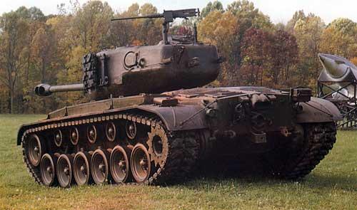 м26 першинг