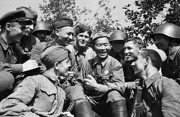 герои советского союза разных народов