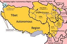 тибет в какой стране