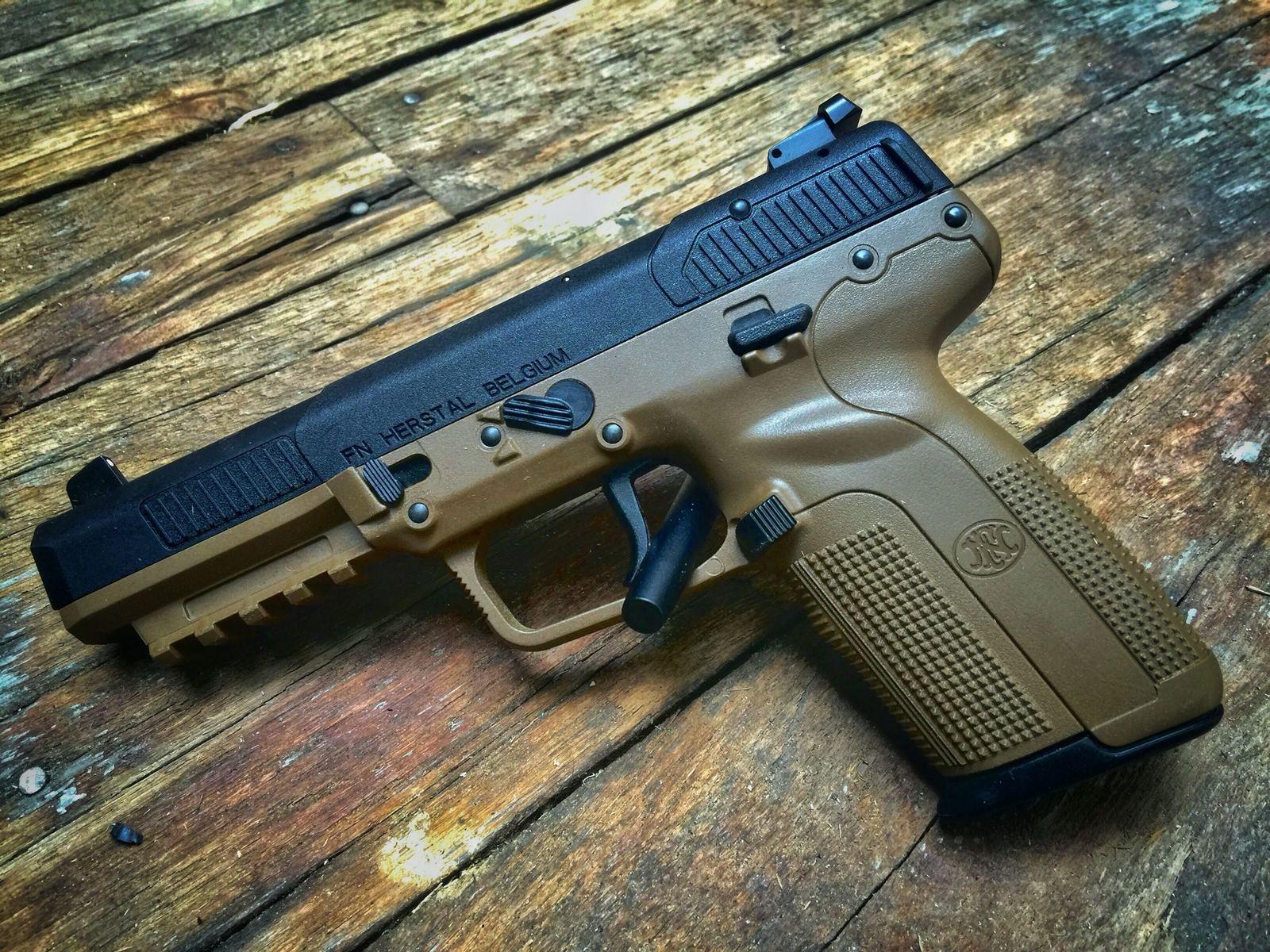 какой пистолет