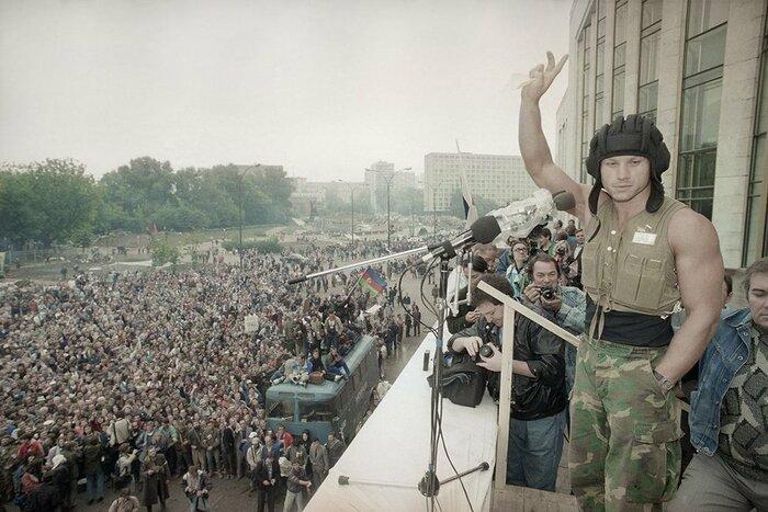 19 августа 1991