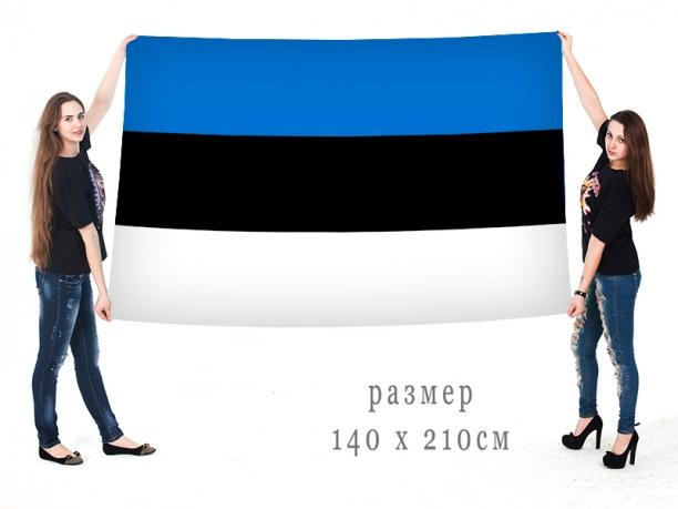 белый флаг с синим крестом какая страна