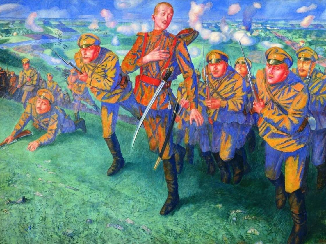 армия при петре i стала