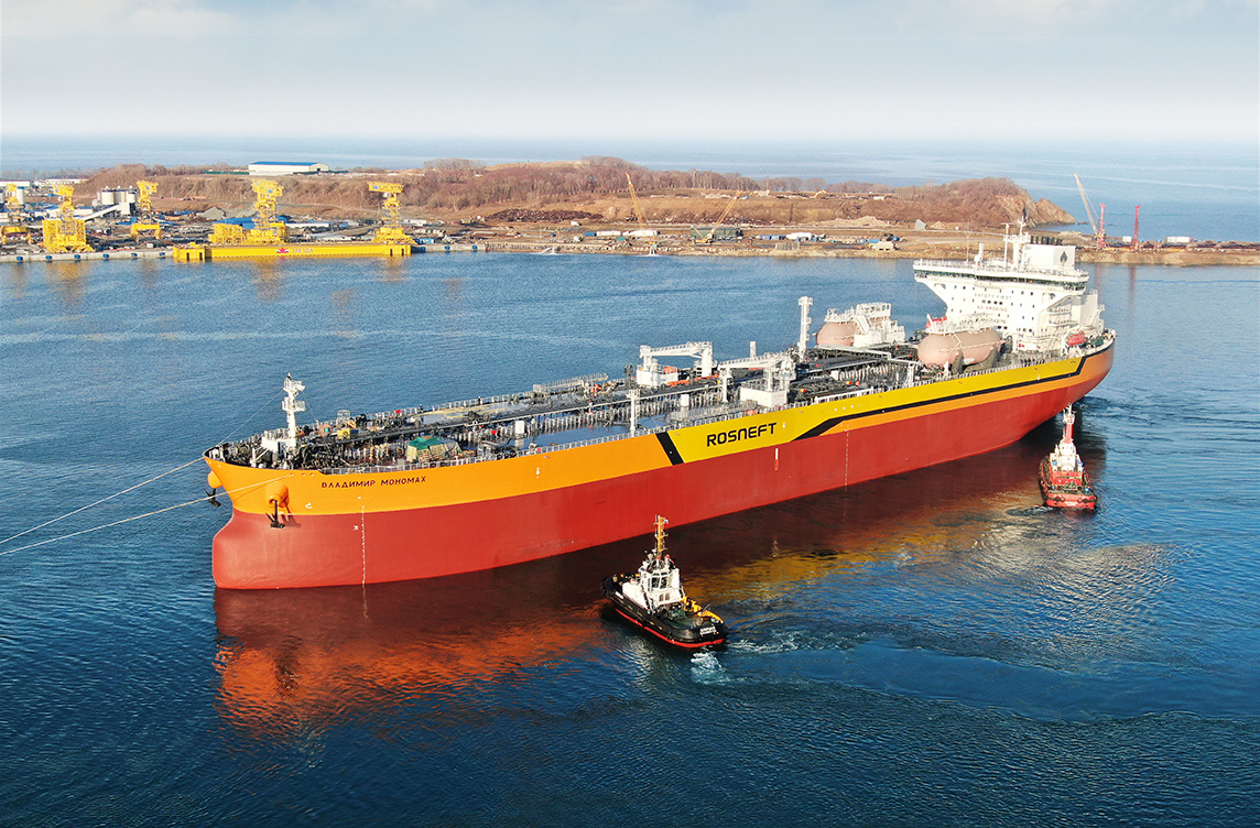 самый тяжелый корабль в мире