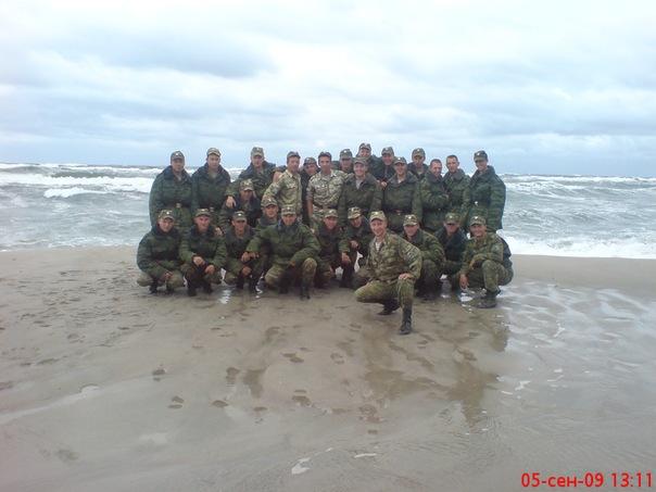 рдр морской пехоты балтики