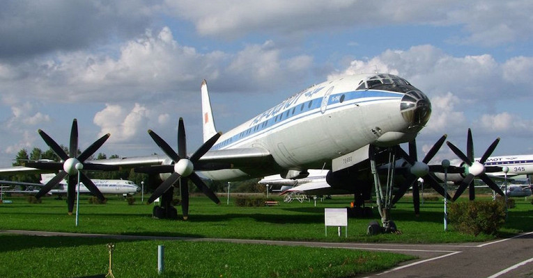 ульяновский музей гражданской авиации