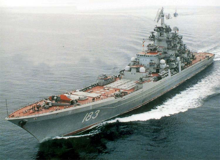 крейсер петр великий википедия