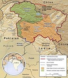 индо пакистанский конфликт причины
