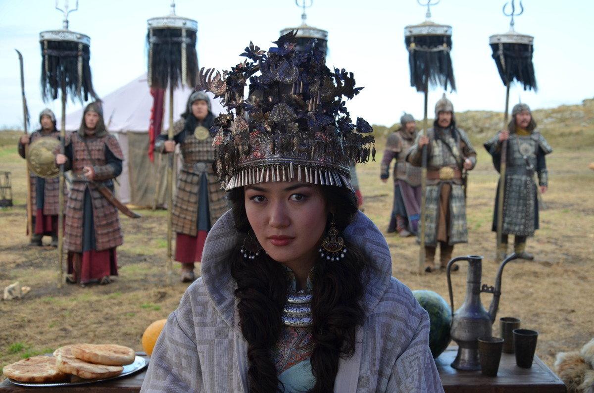 представители ханов золотой орды на руси