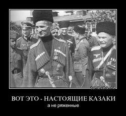 казаки нация