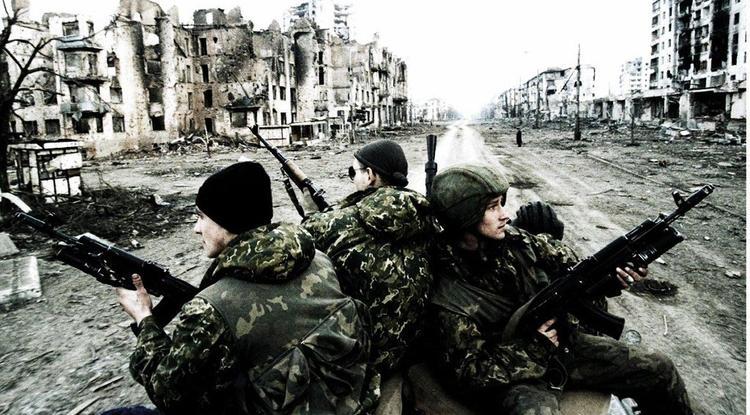 фото 1 чеченской войны