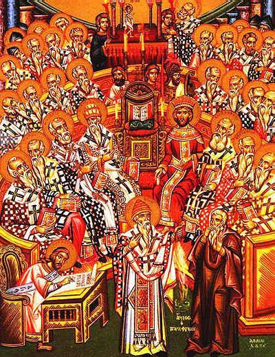 разделение христианской церкви год