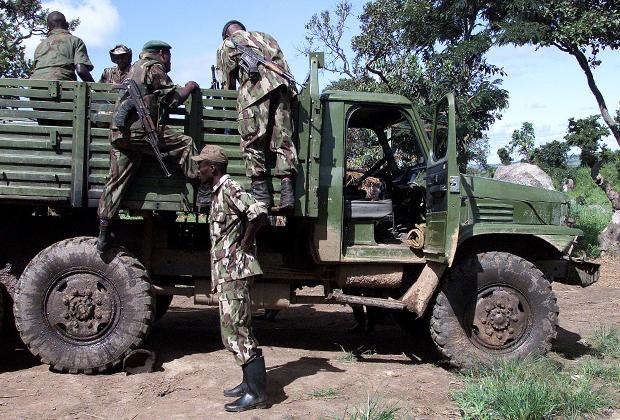 африканская война