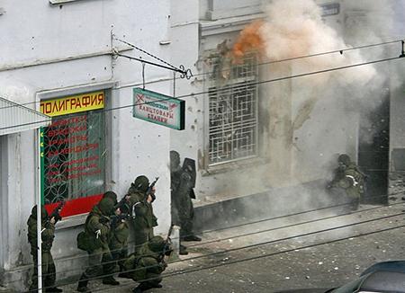 нальчик 2005 год нападение