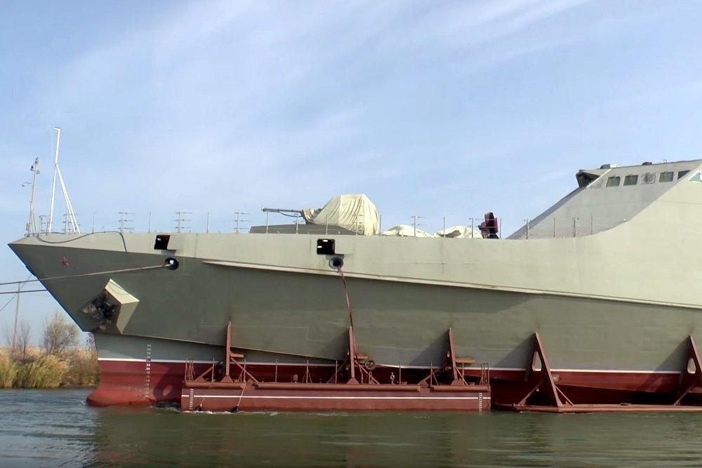 василий быков корабль