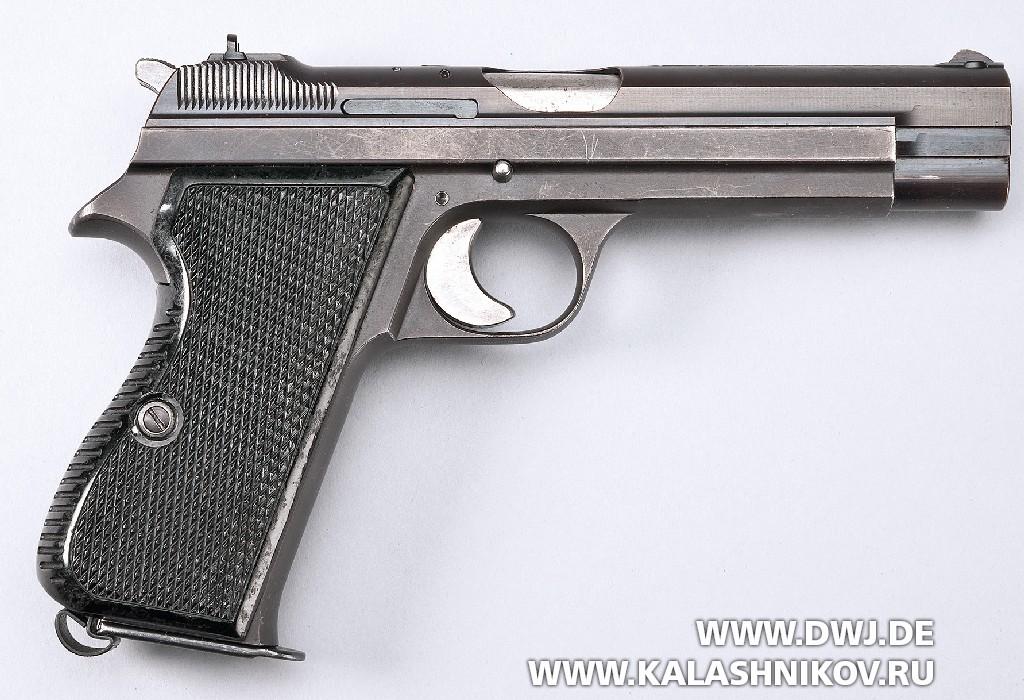 немецкие пистолеты вов