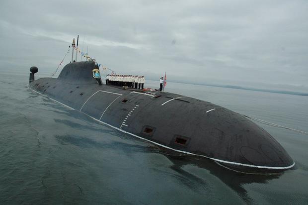 стратегические ядерные силы россии