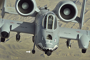 fairchild republic a 10 thunderbolt ii