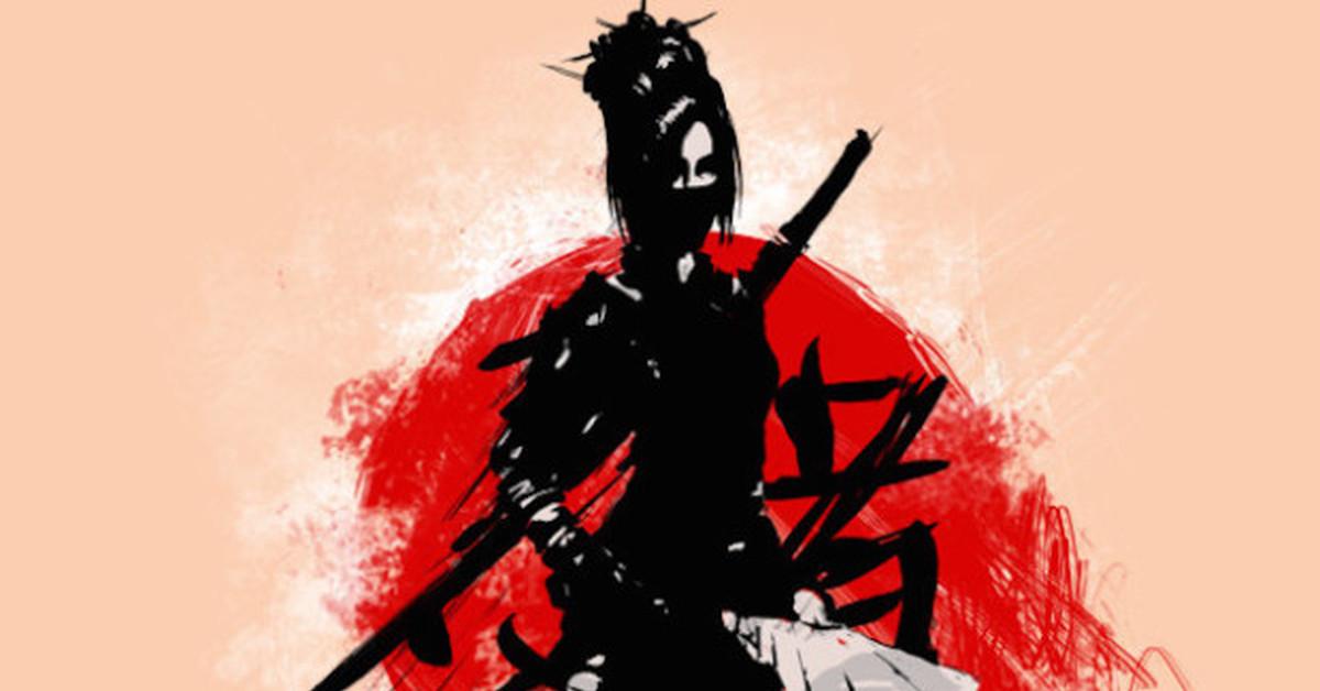 ниндзято меч