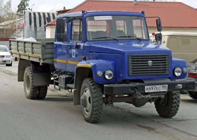 газель 3307