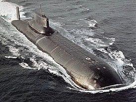 атомная лодка
