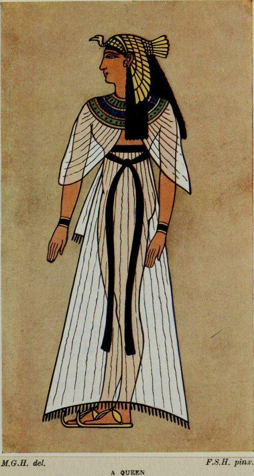 калазирис в древнем египте