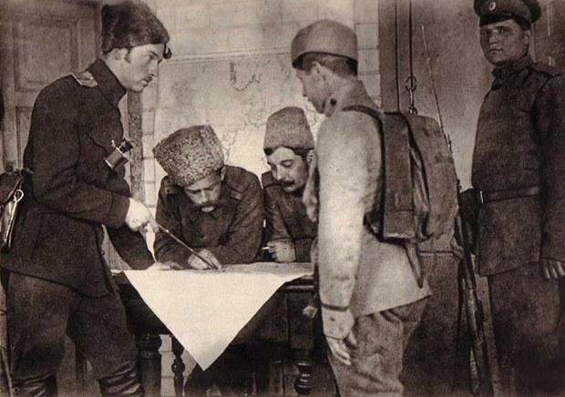 мятеж чехословацкого корпуса кратко