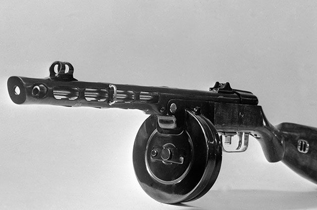 самый мощный пулемет