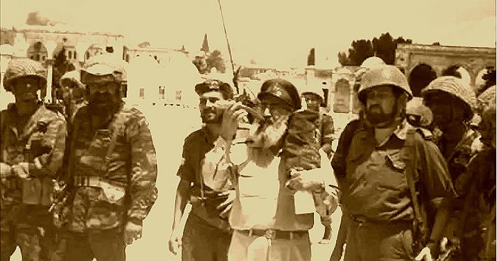 война 1967 года в израиле