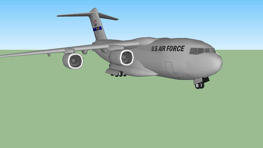 с 17 самолет
