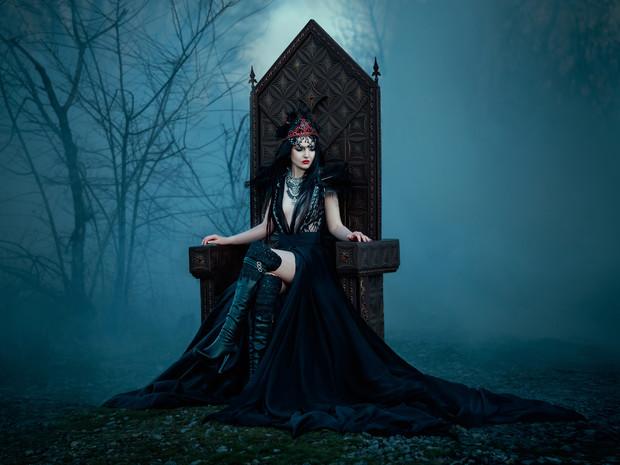 сжигание ведьм в средневековье