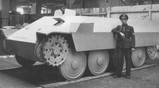 танк e25