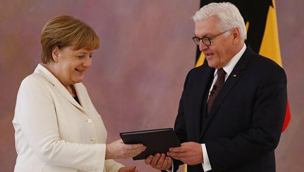 канцлеры германии по порядку