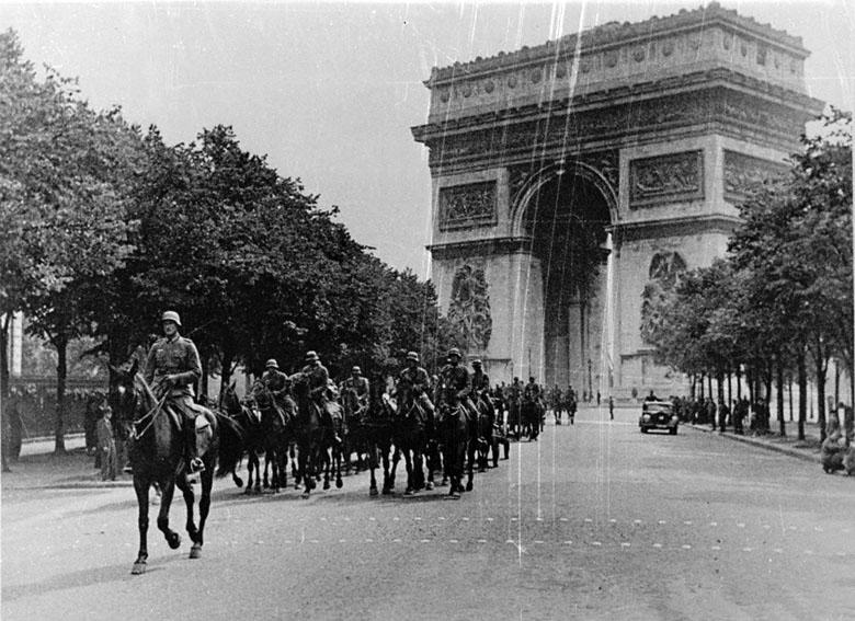 битва за францию 1940