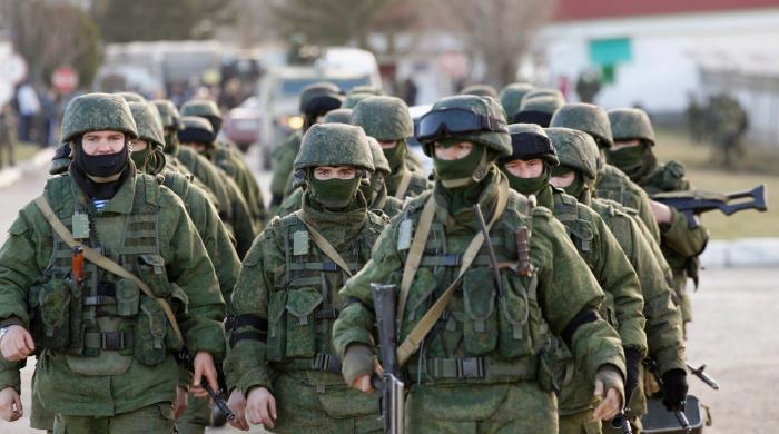 военные округа российской федерации