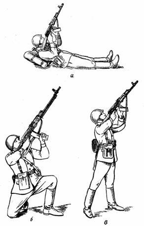 как правильно стрелять из автомата