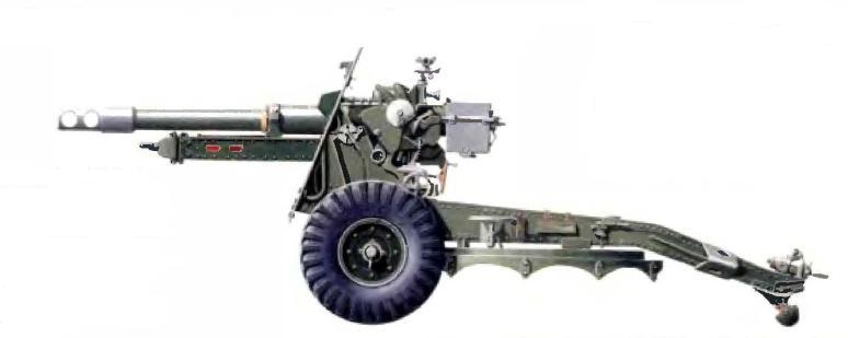 пушки второй мировой войны