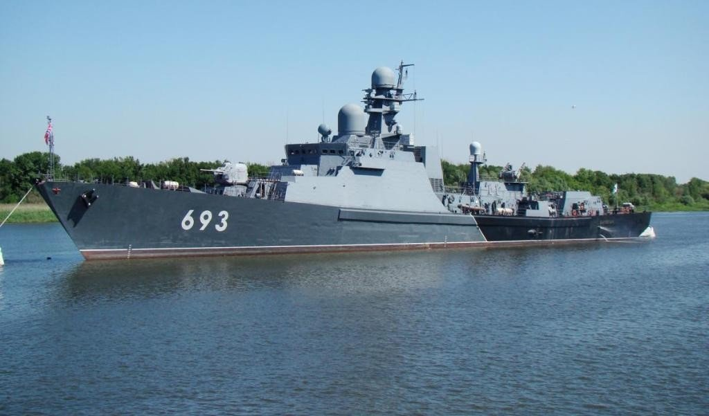 ракетный корабль татарстан