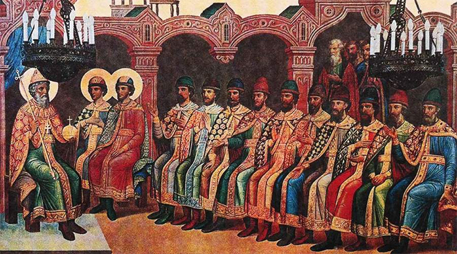 как умер князь владимир