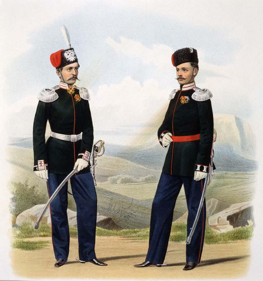 военная форма 19 века