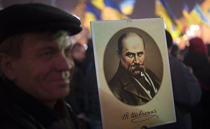 хохлы т г шевченко 1851г