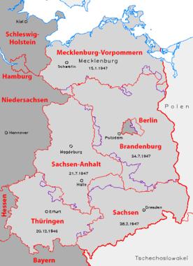 каким путем и почему началось объединение германии