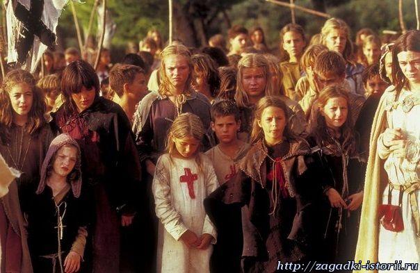детский крестовый поход 1212