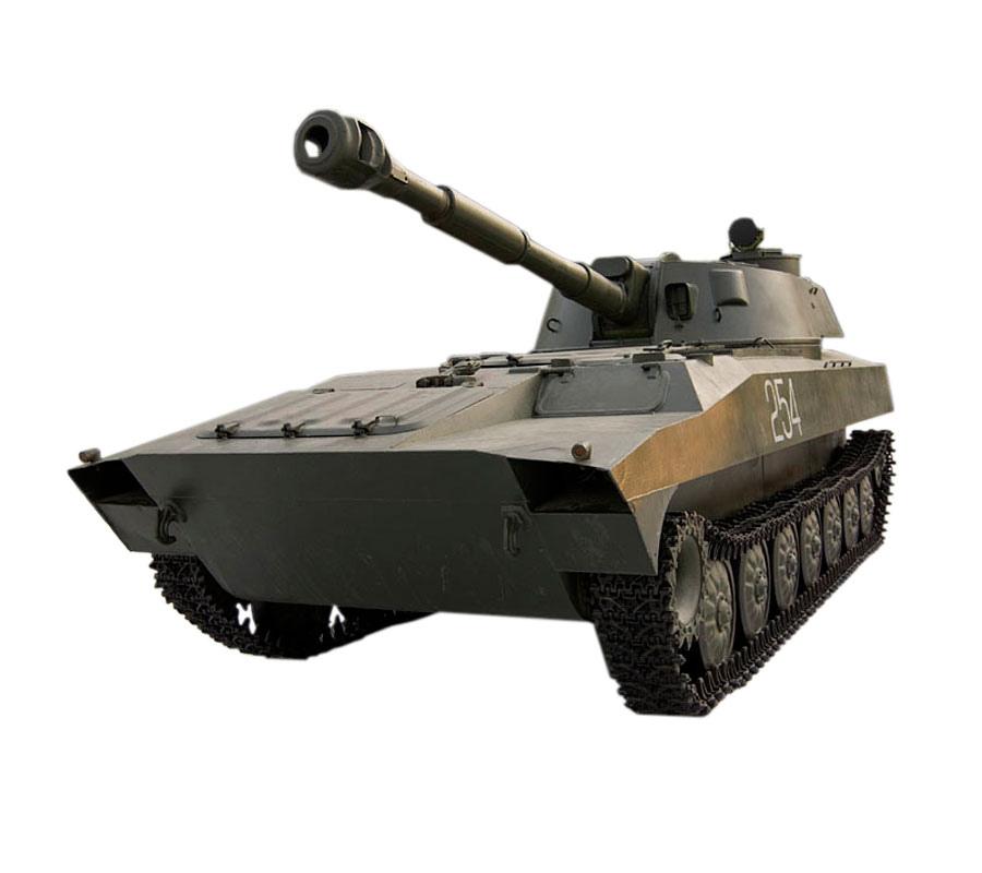 2с1 гвоздика 122 мм самоходная гаубица